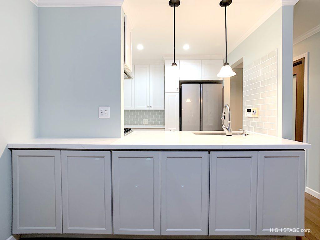 海外住宅スタイル・輸入住宅スタイルのリフォーム・リノベーションをローコストでご提案します。米国製オーダーキッチンのリフォーム